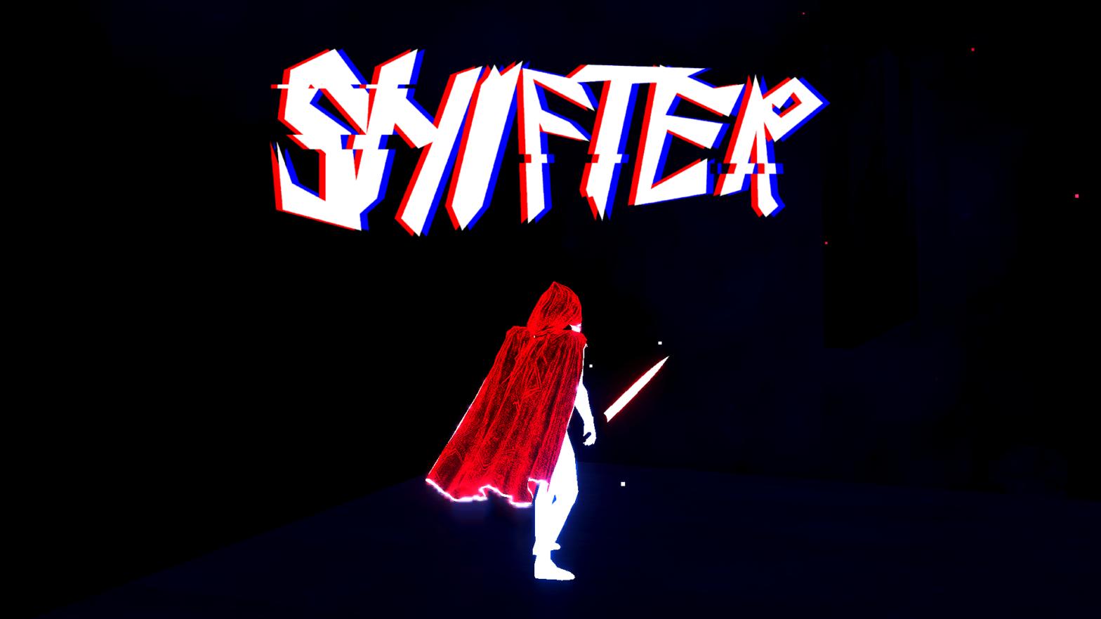 Shifter Game - gravity-shifting roguelike